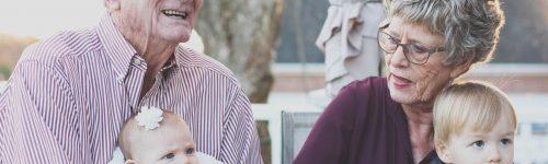 Foster Grandparent Volunteers Needed